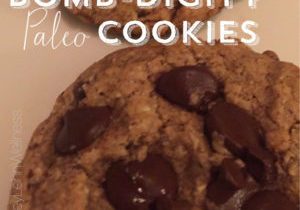 Bomb Digity Chocolate Chip Cookies