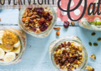 Overnight Oats 7 Ways